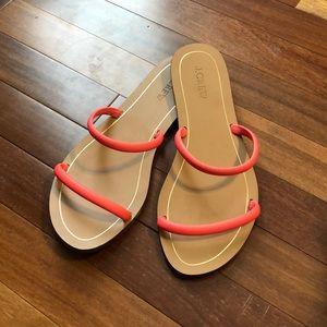 JCrew Sandals